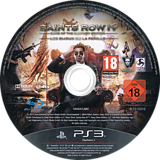 Saints Row IV - Game of the Century Edition PS3 disc (BLES02019)