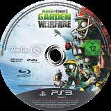 Plants vs Zombies: Garden Warfare PS3 disc (BLES02021)