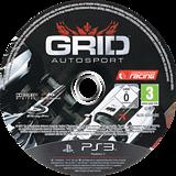 GRID Autosport PS3 disc (BLES02038)