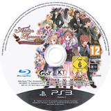 Atelier Rorona Plus: The Alchemist of Arland PS3 disc (BLES02050)