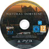 Natural Doctrine PS3 disc (BLES02060)