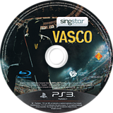 SingStar Vasco PS3 disc (BCES00722)