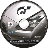 Gran Turismo 5: Prologue PS3 disc (BCJS30017)