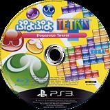 Puyo Puyo Tetris PS3 disc (BLJM61097)