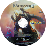 Dark Void PS3 disc (BLKS20137)