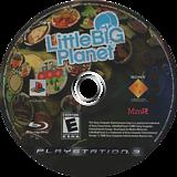 LittleBigPlanet PS3 disc (BCUS98148)