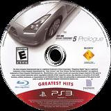 Gran Turismo 5: Prologue PS3 disc (BCUS98158)