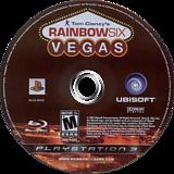 Tom Clancy's Rainbow Six: Vegas PS3 disc (BLUS30018)