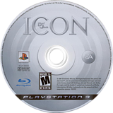 Def Jam: Icon PS3 disc (BLUS30024)