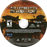 Air Conflicts: Vietnam PS3 disc (BLUS31320)