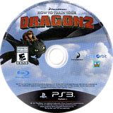 How to Train Your Dragon 2 PS3 disc (BLUS31388)