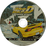 Initial D Extreme Stage PS3 disc (BLAS50053)