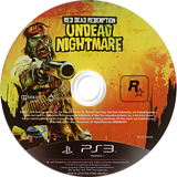 Red Dead Redemption: Undead Nightmare Collection PS3 disc (BLAS50296)