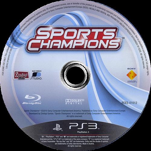 Sports Champions Array discM (BCES01012)