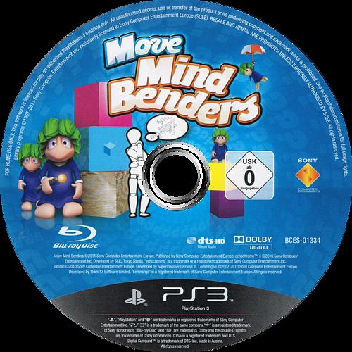 Move Mind Benders Array discM (BCES01334)