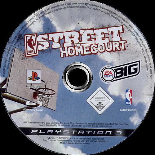 NBA Street Homecourt Array discM (BLES00038)