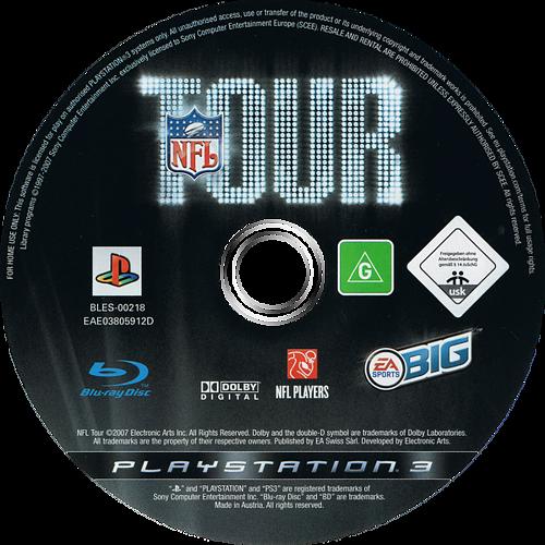 NFL Tour PS3 discM (BLES00218)