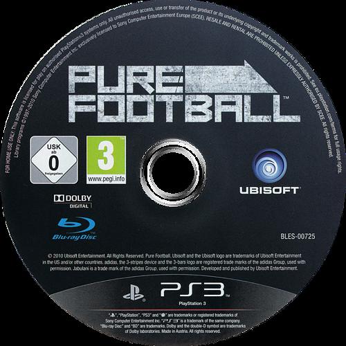 Pure Football PS3 discM (BLES00725)