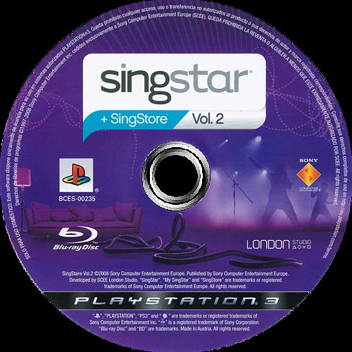 PS3 discM (BCES00235)