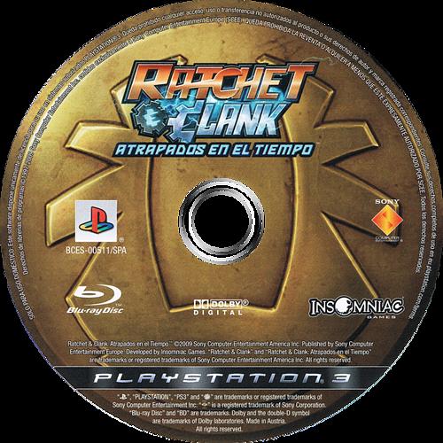 Ratchet & Clank: Atrapados en el Tiempo PS3 discM (BCES00511)