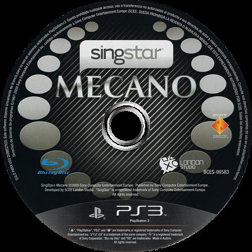 PS3 discM (BCES00583)