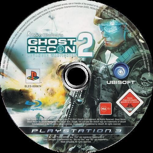 PS3 discM (BLES00067)
