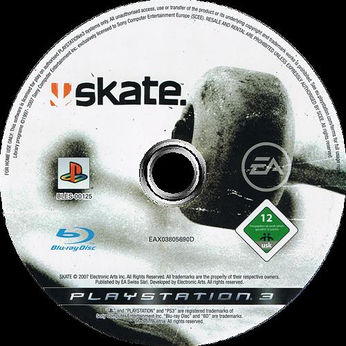 PS3 discM (BLES00125)