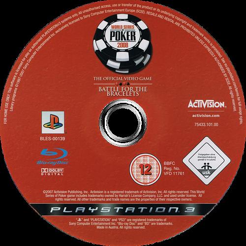 PS3 discM (BLES00139)