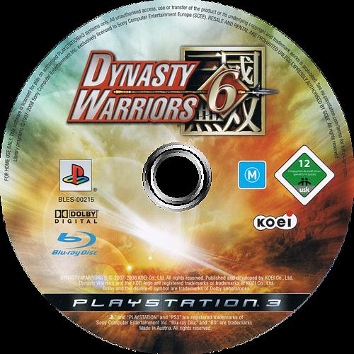 PS3 discM (BLES00215)