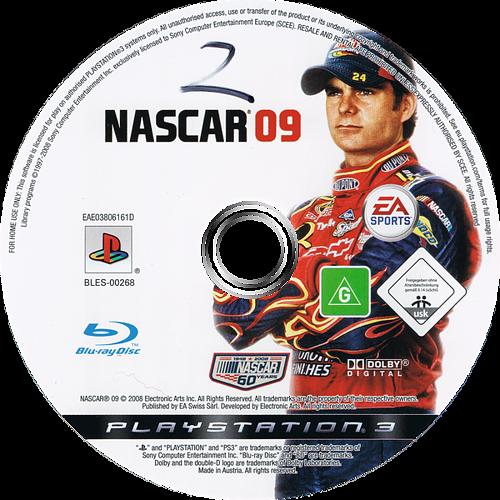 PS3 discM (BLES00268)