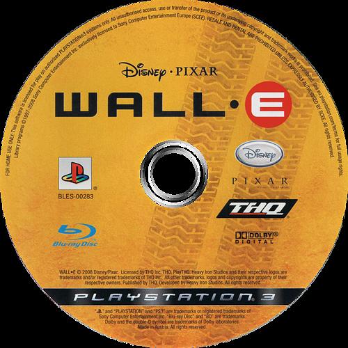 PS3 discM (BLES00283)