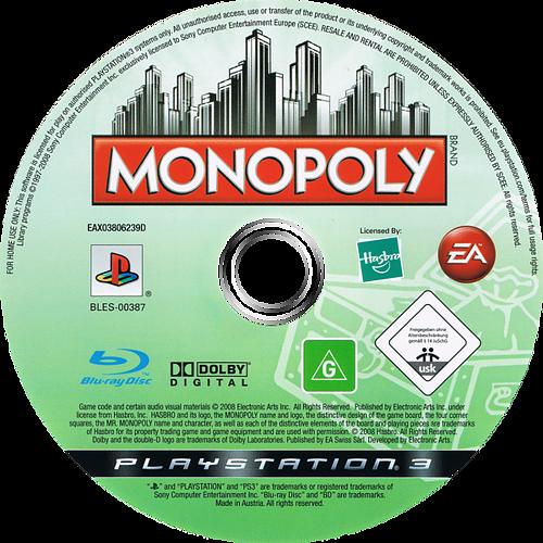 PS3 discM (BLES00387)