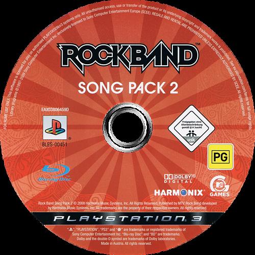 PS3 discM (BLES00451)