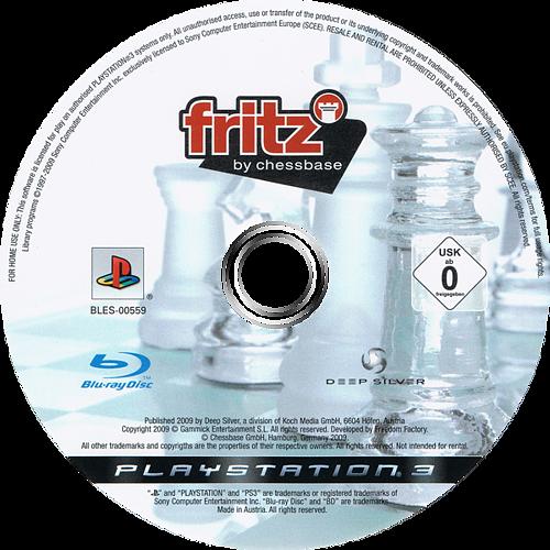 PS3 discM (BLES00559)