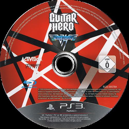 PS3 discM (BLES00578)