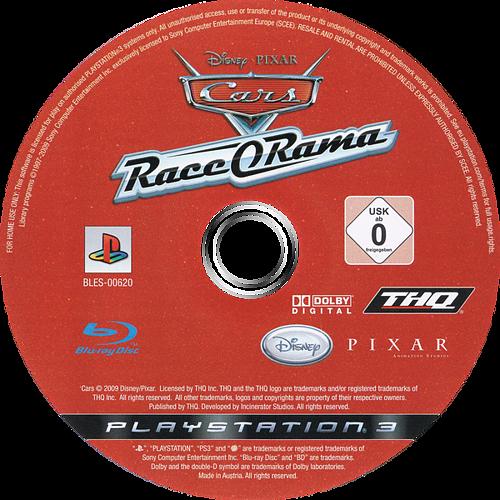 PS3 discM (BLES00620)