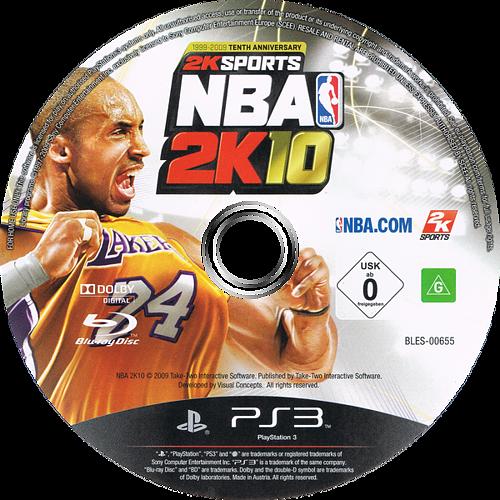 PS3 discM (BLES00655)