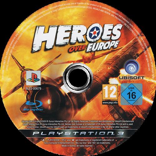 PS3 discM (BLES00679)