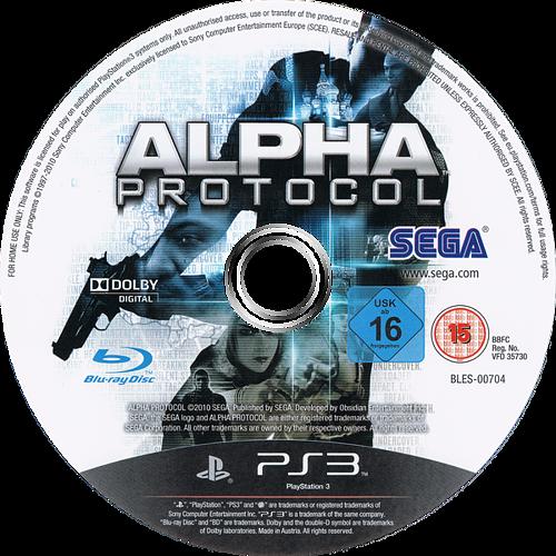 PS3 discM (BLES00704)