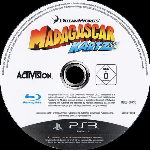 PS3 discM (BLES00735)