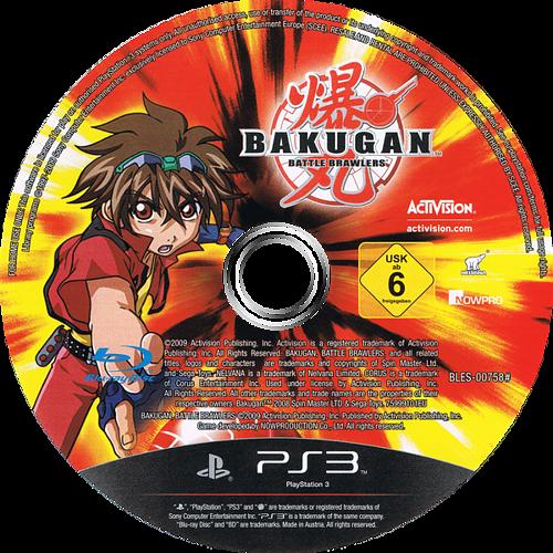 PS3 discM (BLES00758)
