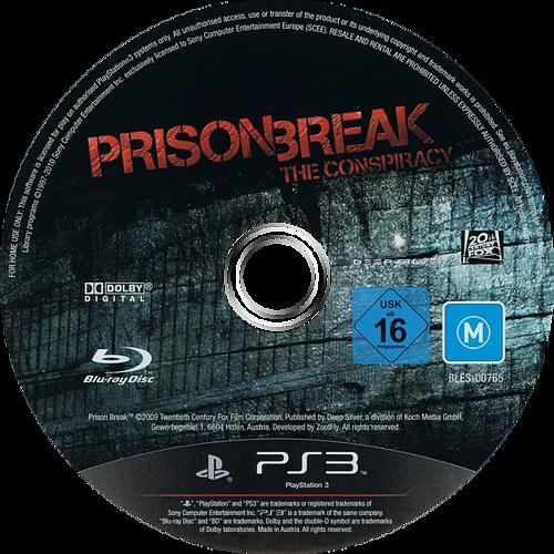 PS3 discM (BLES00765)