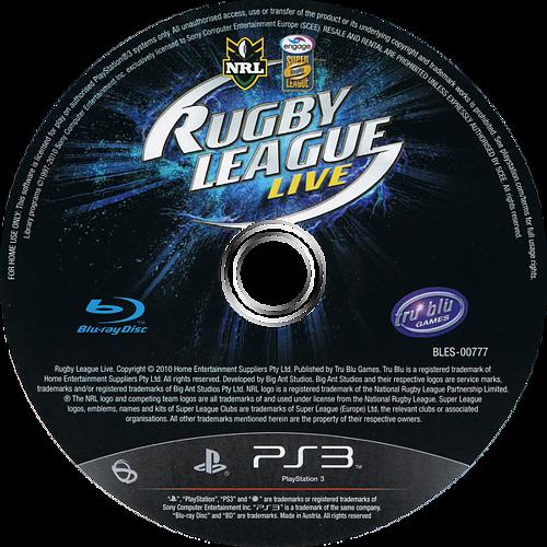 PS3 discM (BLES00777)