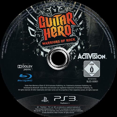 PS3 discM (BLES00801)