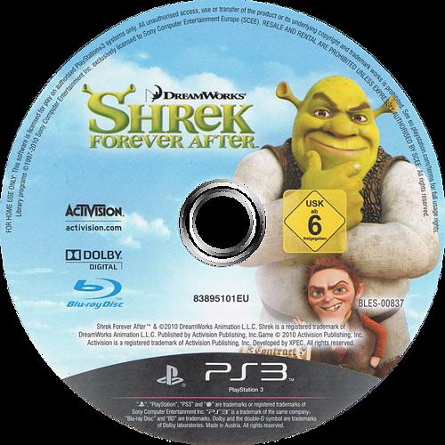 Shrek: Felices para Siempre PS3 discM (BLES00837)