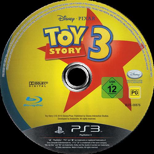 PS3 discM (BLES00876)