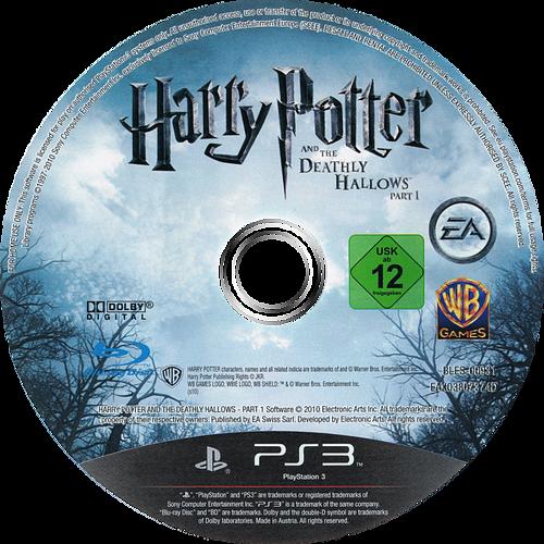 Harry Potter y Las Reliquias de la Muerte: Parte 1 PS3 discM (BLES00931)
