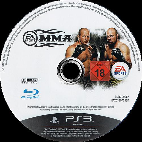 PS3 discM (BLES00987)