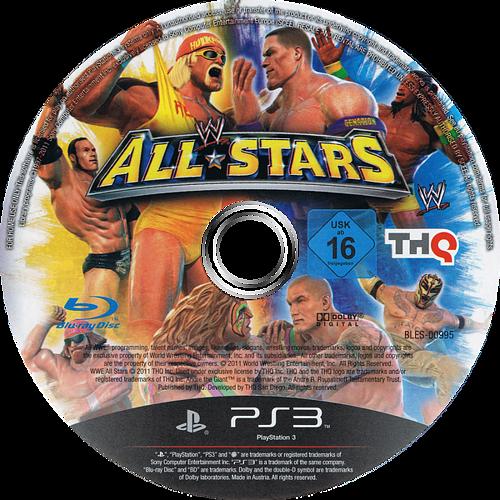 PS3 discM (BLES00995)