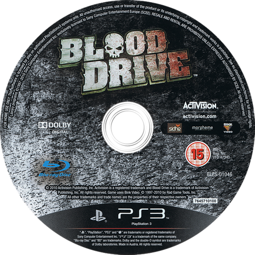 PS3 discM (BLES01046)